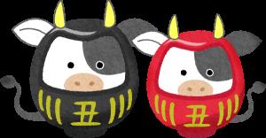 cow-daruma-doll-couple